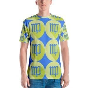 Men's Virgo Sign T-Shirt