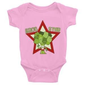 Broc Star Infant Bodysuit