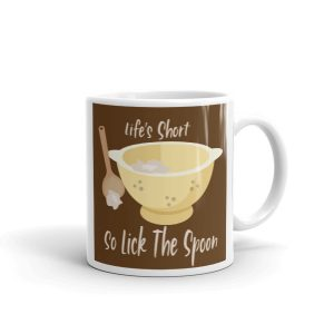 Funny Baking Coffee Mug