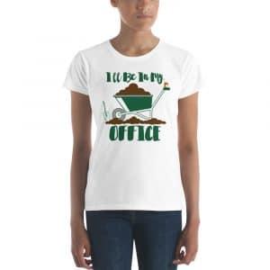 Funny Gardening Shirt For Women