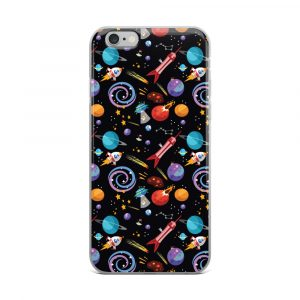 Space Whirlwind iPhone Case