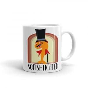 Funny Fish Pun Coffee Mug