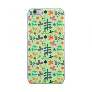 Leaf Lovers iPhone Case