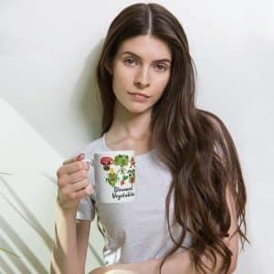 Funny Vegetable Pun Coffee Mug